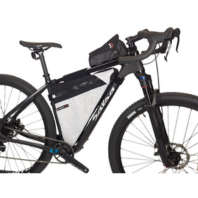 Revelate Designs Cutthroat Sacoche pour cadre de vélo S, white